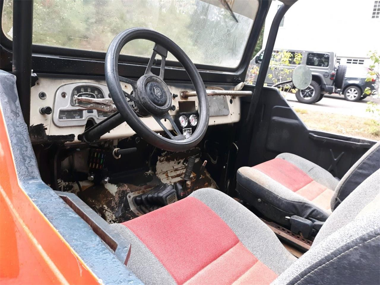 1977 Toyota Land Cruiser FJ (CC-1414597) for sale in Tampa, Florida