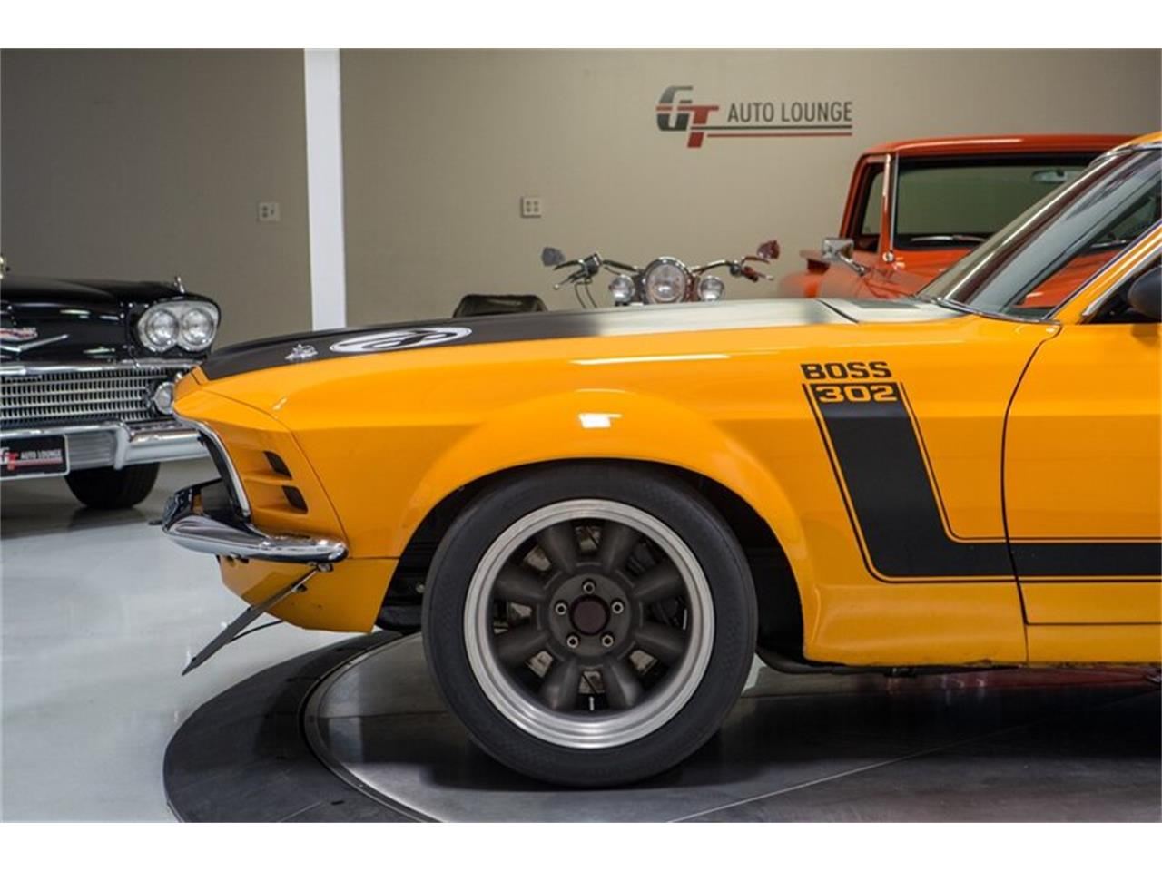 1970 Ford Mustang Boss 302 (CC-1414602) for sale in Rancho Cordova, California