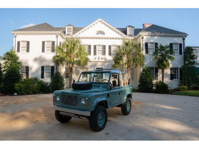 1988 Land Rover Defender (CC-1414606) for sale in Aiken, South Carolina