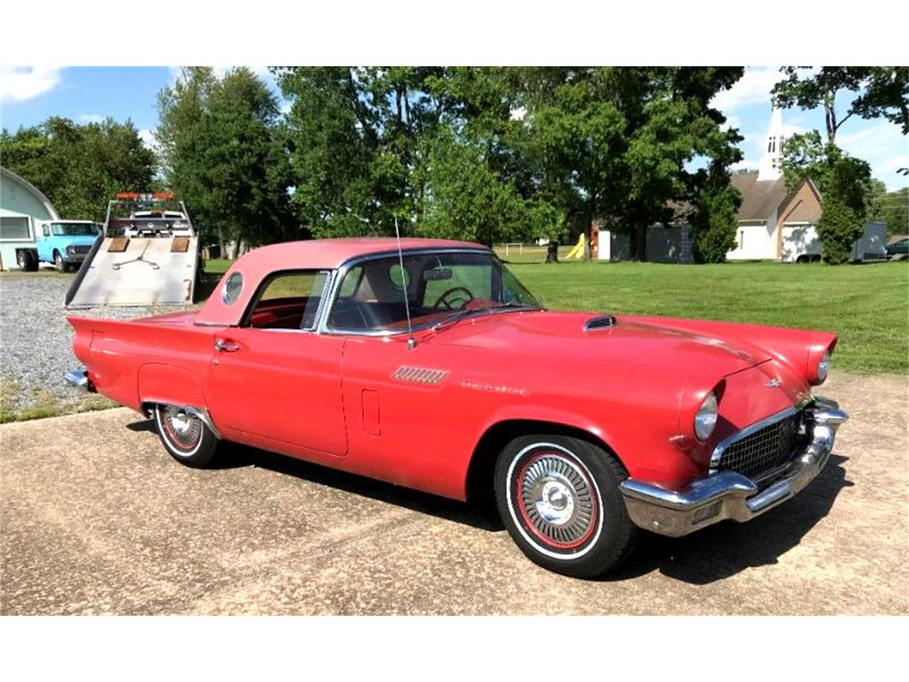 1957 Ford Thunderbird (CC-1414615) for sale in Harpers Ferry, West Virginia