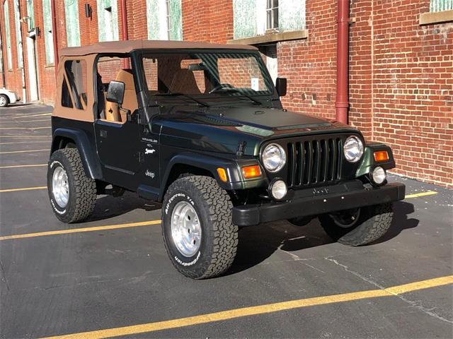 1998 Jeep Wrangler (CC-1414617) for sale in Saint Charles, Missouri