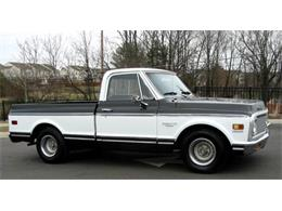 1972 Chevrolet C10 (CC-1414623) for sale in Harpers Ferry, West Virginia