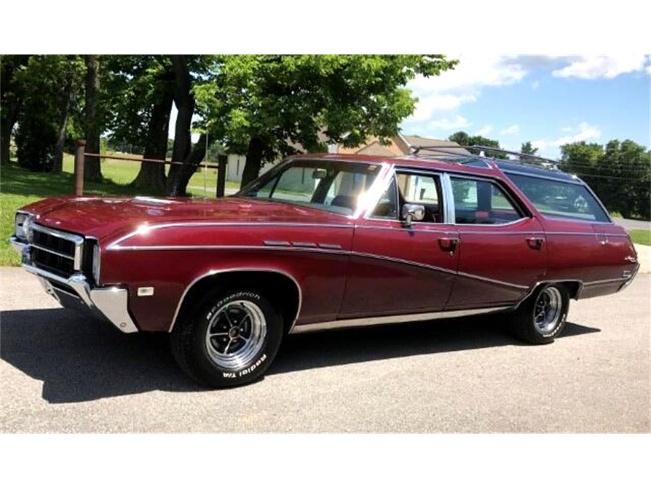1969 Buick Sport Wagon (CC-1414625) for sale in Harpers Ferry, West Virginia