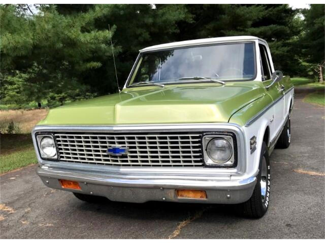 1971 Chevrolet C/K 10 (CC-1414630) for sale in Harpers Ferry, West Virginia