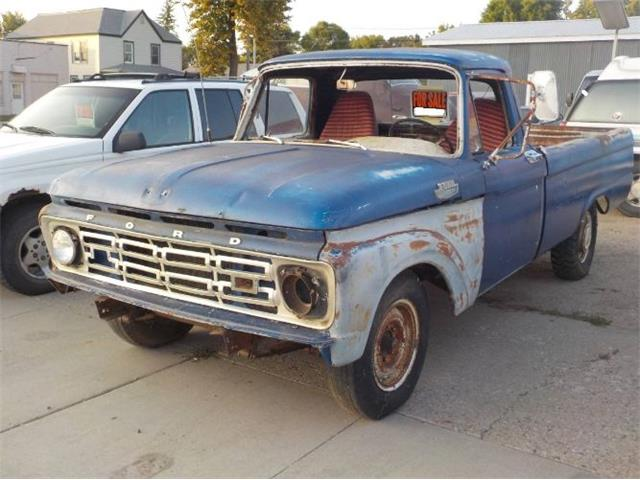 1961 Ford F250 (CC-1410464) for sale in Cadillac, Michigan