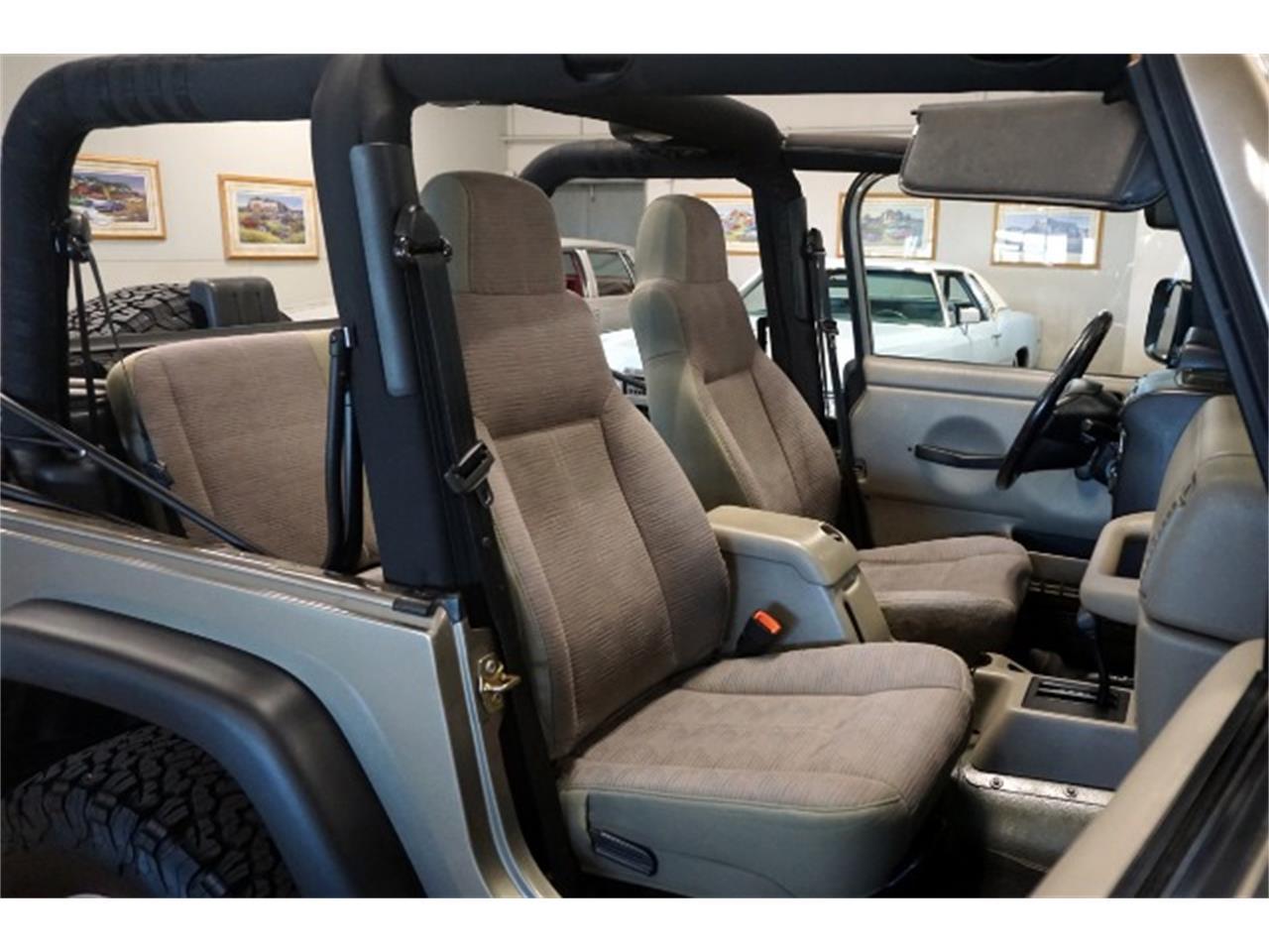 2004 Jeep Wrangler (CC-1414640) for sale in Chicago, Illinois