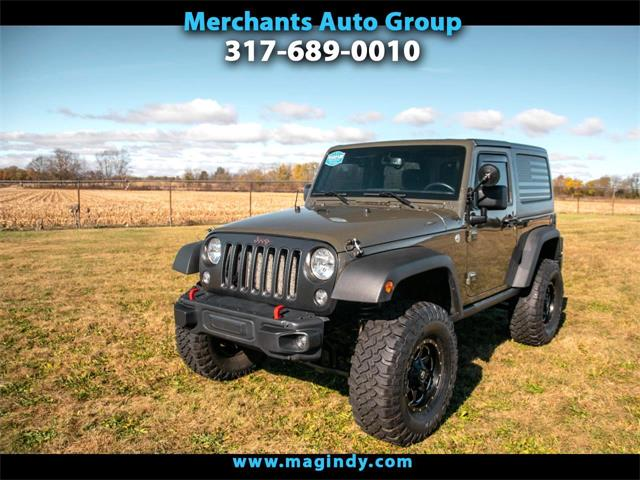 2015 Jeep Wrangler (CC-1414643) for sale in Cicero, Indiana