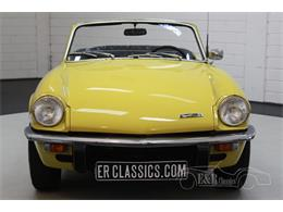 1974 Triumph Spitfire (CC-1414648) for sale in Waalwijk, Noord Brabant