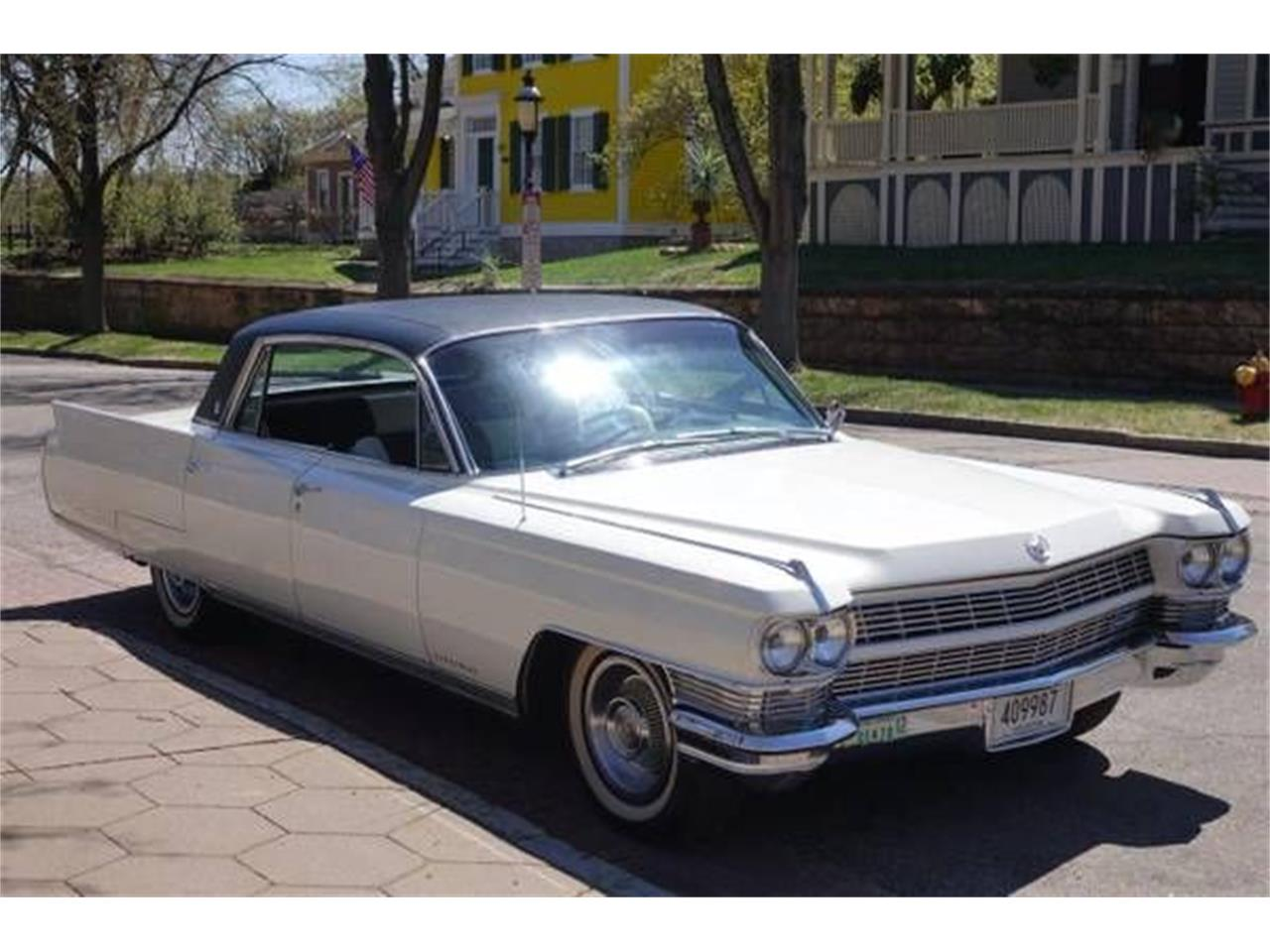 1964 Cadillac Fleetwood (CC-1410465) for sale in Cadillac, Michigan