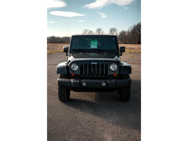 2009 Jeep Wrangler (CC-1414650) for sale in Cicero, Indiana
