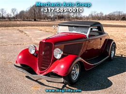 1933 Ford Roadster (CC-1414651) for sale in Cicero, Indiana