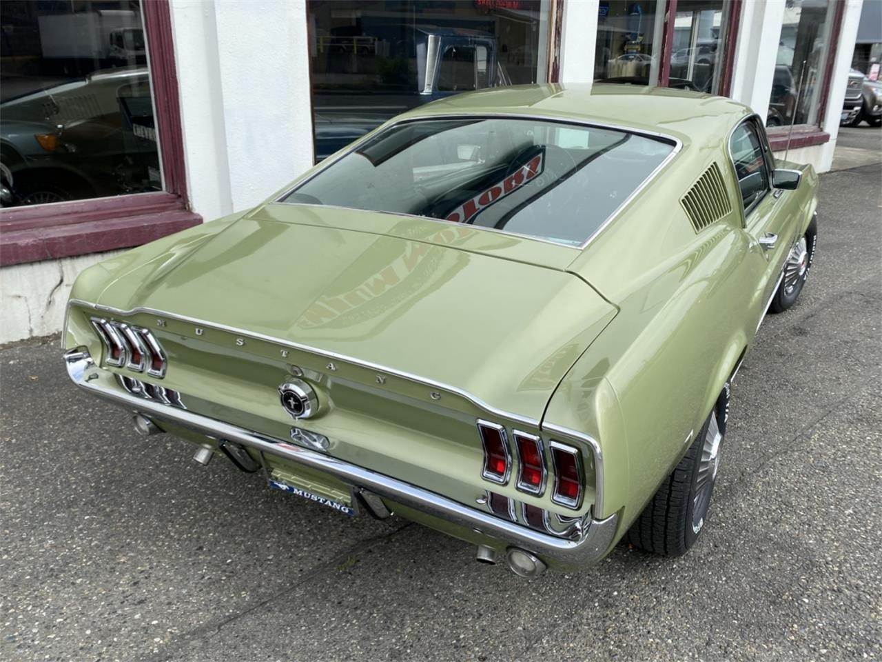 1967 Ford Mustang (CC-1414652) for sale in Tocoma, Washington