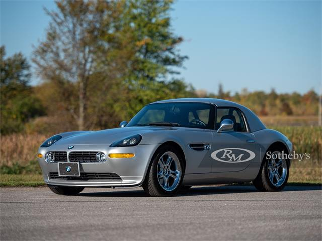 2002 BMW Z8 (CC-1414654) for sale in Hershey, Pennsylvania