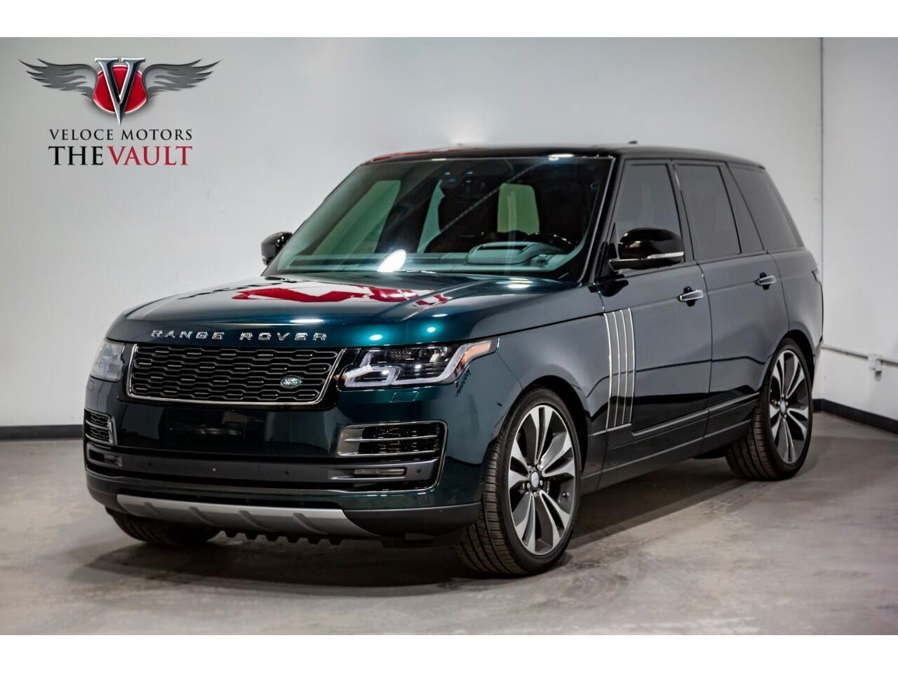 2018 Land Rover Range Rover (CC-1414655) for sale in San Diego, California