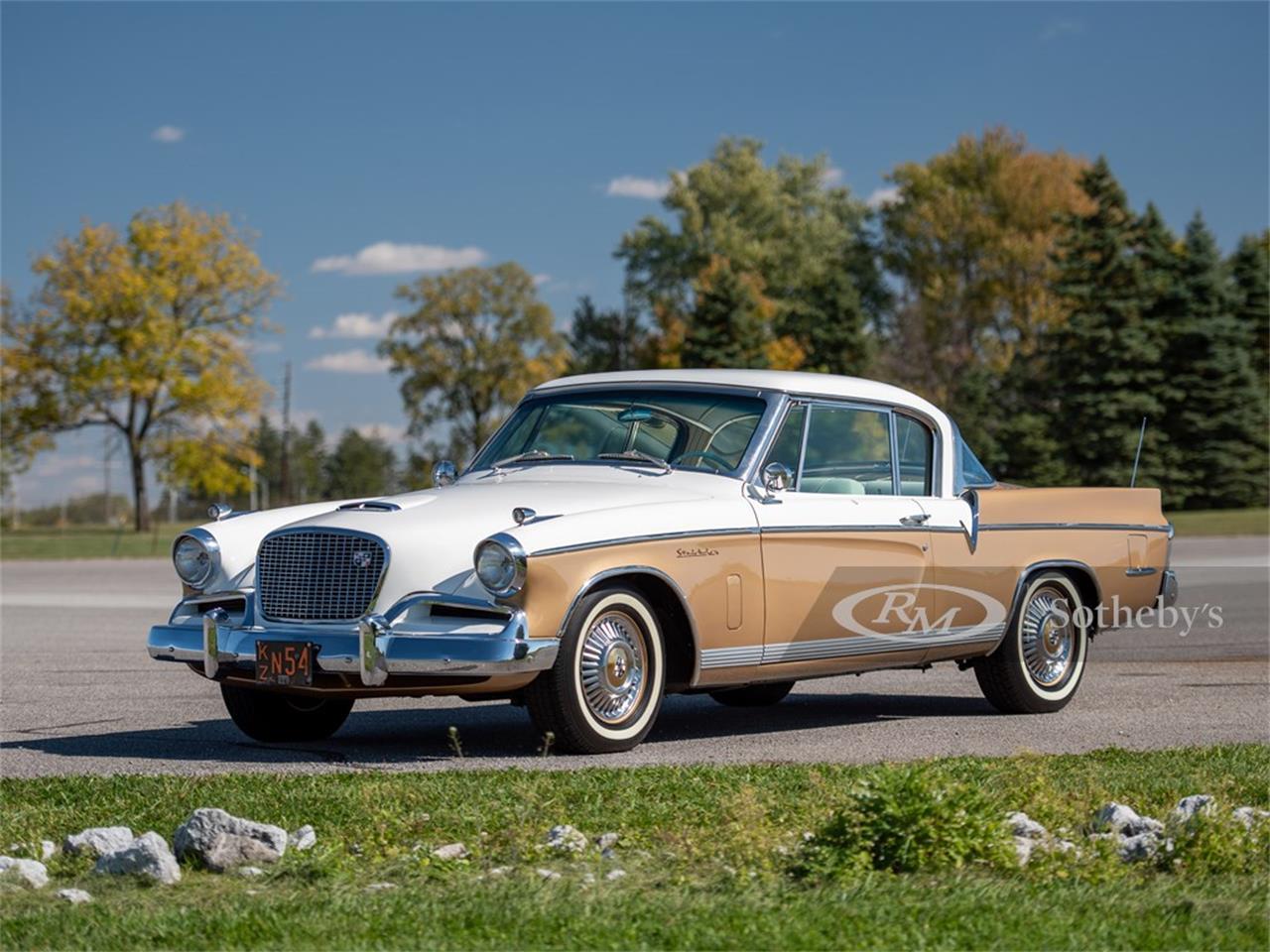 1956 Studebaker Golden Hawk (CC-1414658) for sale in Hershey, Pennsylvania