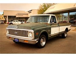 1972 Chevrolet C10 (CC-1414663) for sale in Greeley, Colorado