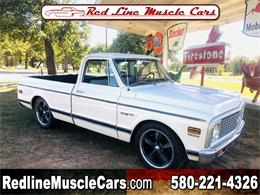 1971 Chevrolet C10 (CC-1414666) for sale in Wilson, Oklahoma