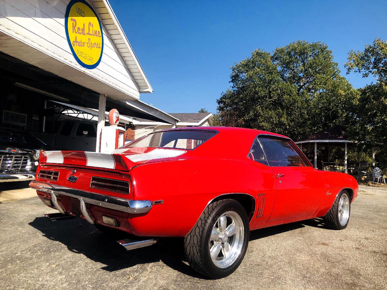 1969 Chevrolet Camaro (CC-1414669) for sale in Wilson, Oklahoma