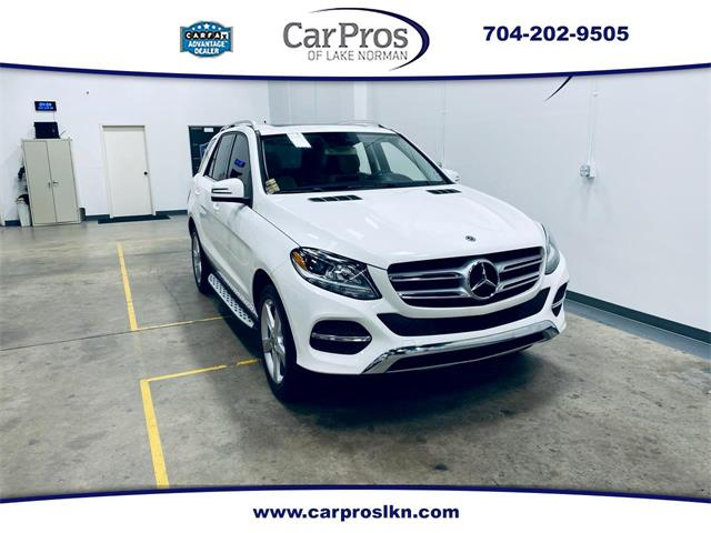 2017 Mercedes-Benz GL-Class (CC-1414670) for sale in Mooresville, North Carolina