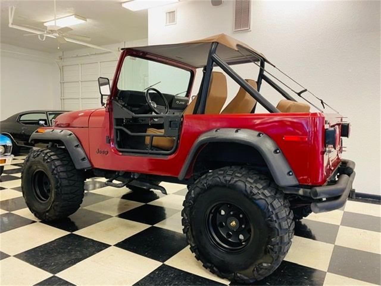 1980 Jeep CJ (CC-1414681) for sale in Largo, Florida