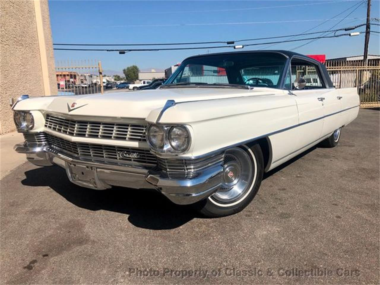 1964 Cadillac Sedan DeVille (CC-1414683) for sale in Las Vegas, Nevada