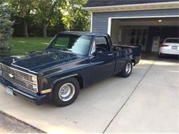 1984 Chevrolet Pickup (CC-1410469) for sale in Cadillac, Michigan