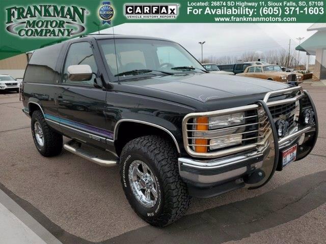 1992 Chevrolet Blazer (CC-1414691) for sale in Sioux Falls, South Dakota