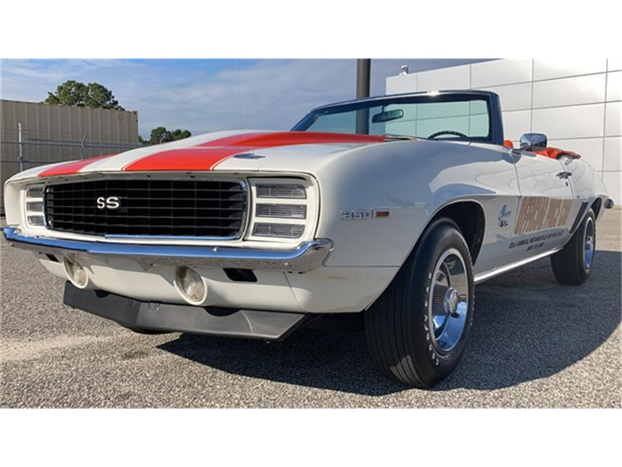 1969 Chevrolet Camaro (CC-1414694) for sale in Little River, South Carolina