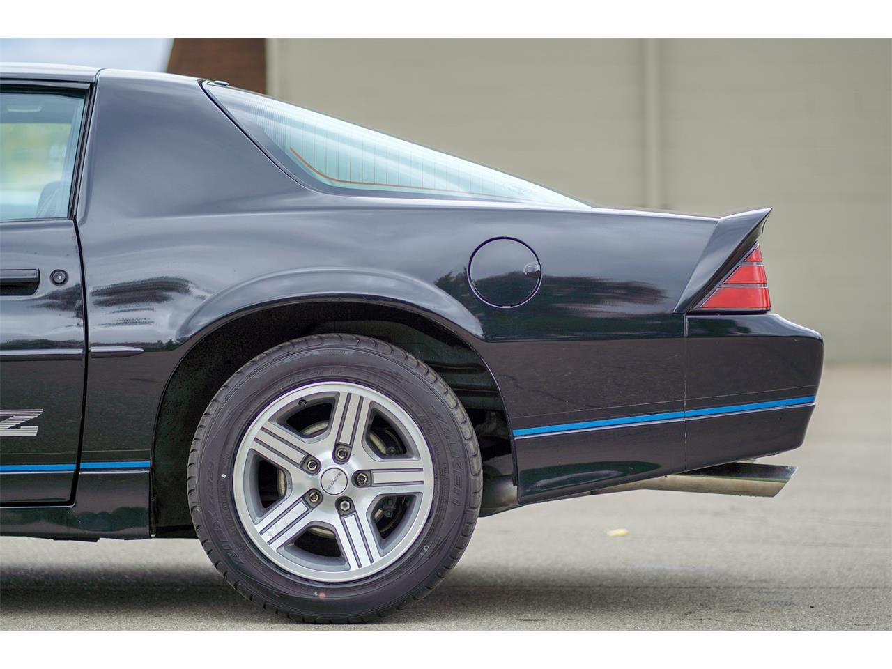 1988 Chevrolet Camaro IROC Z28 (CC-1414695) for sale in Milford, Michigan