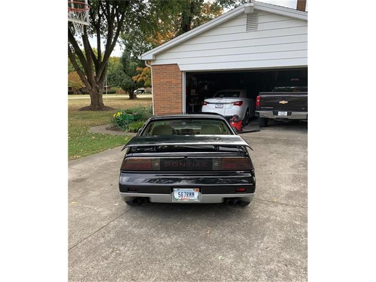 1986 Pontiac Fiero (CC-1414699) for sale in Terre Haute, Indiana