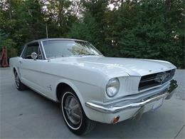 1965 Ford Mustang (CC-1410471) for sale in Cadillac, Michigan