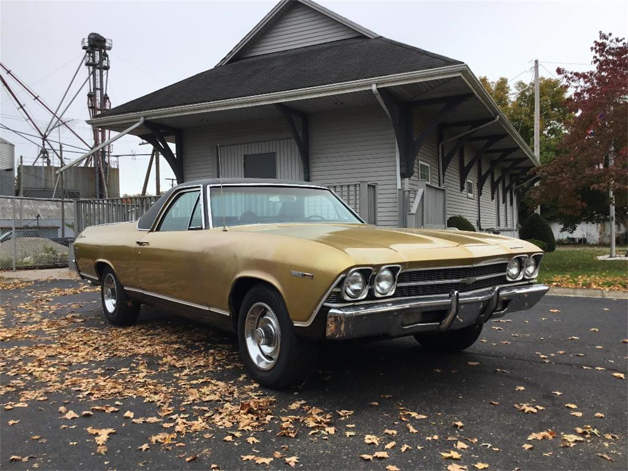 1969 Chevrolet El Camino (CC-1414711) for sale in UTICA, Ohio