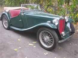 1948 MG TC (CC-1414725) for sale in Stratford, Connecticut