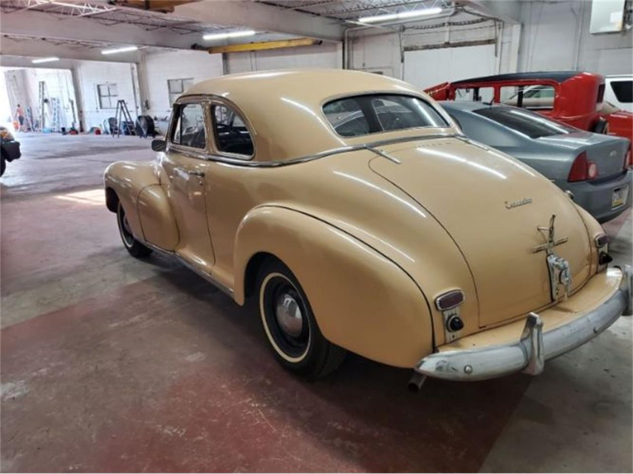 1948 Chevrolet Fleetline (CC-1410474) for sale in Cadillac, Michigan