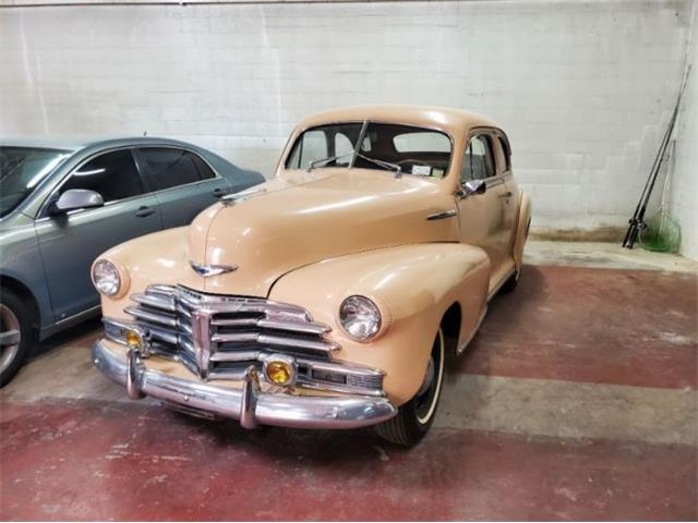 1948 Chevrolet Fleetline (CC-1410474) for sale in Cadillac, Michigan