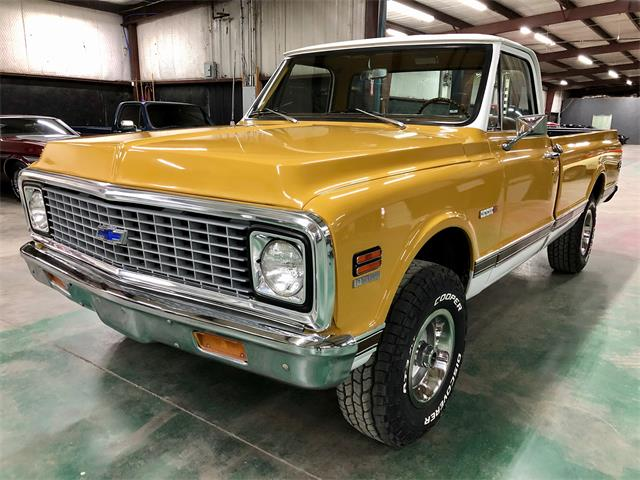 1971 Chevrolet K-10 (CC-1414745) for sale in Sherman, Texas