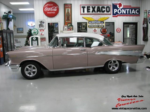 1957 Chevrolet Bel Air (CC-1414746) for sale in Summervile, Georgia