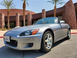 2001 Honda S2000 (CC-1414749) for sale in Palm Springs, California