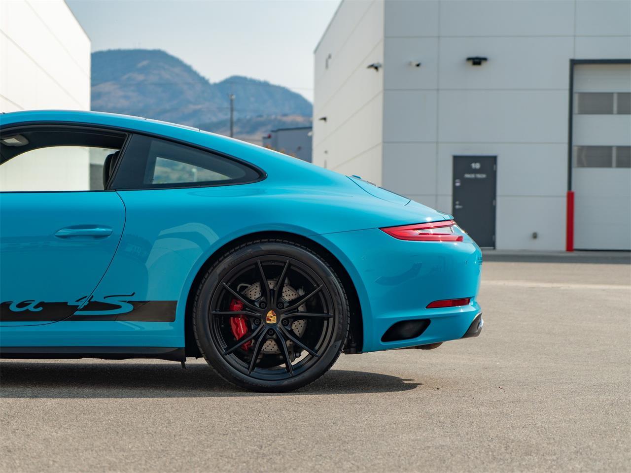 2017 Porsche 911 (CC-1410475) for sale in Kelowna, British Columbia