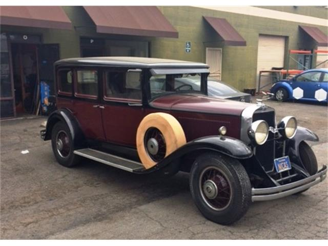 1929 LaSalle Custom (CC-1414753) for sale in Palm Springs, California