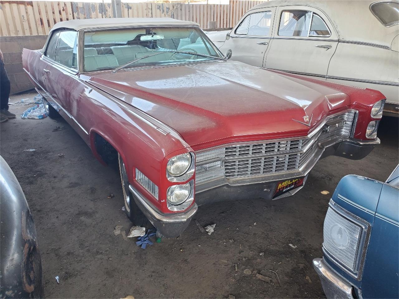 1966 Cadillac DeVille (CC-1414760) for sale in Phoenix, Arizona