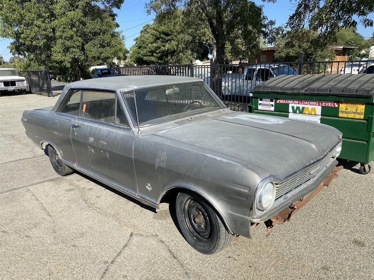 1965 Chevrolet Nova SS (CC-1414761) for sale in Banning , California