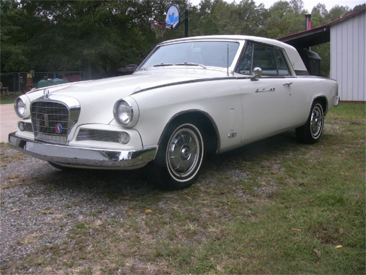 1964 Studebaker Gran Turismo (CC-1414764) for sale in Cornelius, North Carolina