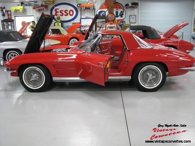 1964 Chevrolet Corvette (CC-1414779) for sale in Summerville, Georgia