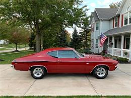 1969 Chevrolet Chevelle SS (CC-1414788) for sale in North Royalton, Ohio