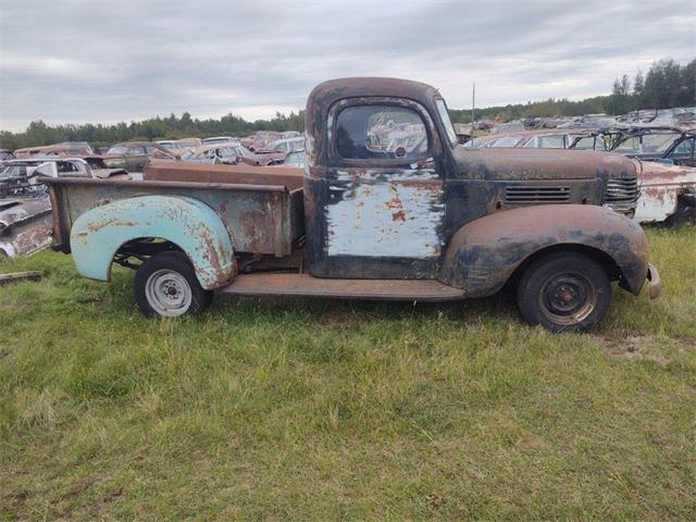 1946 Dodge 1/2-Ton Pickup (CC-1414790) for sale in Parkers Prairie, Minnesota