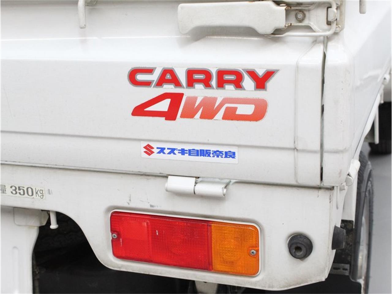 1990 Suzuki Carry (CC-1414794) for sale in Christiansburg, Virginia