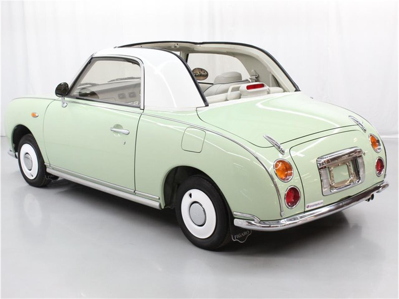 1991 Nissan Figaro (CC-1414796) for sale in Christiansburg, Virginia