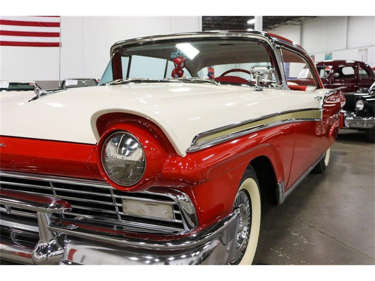 1957 Ford Fairlane (CC-1414797) for sale in Kentwood, Michigan