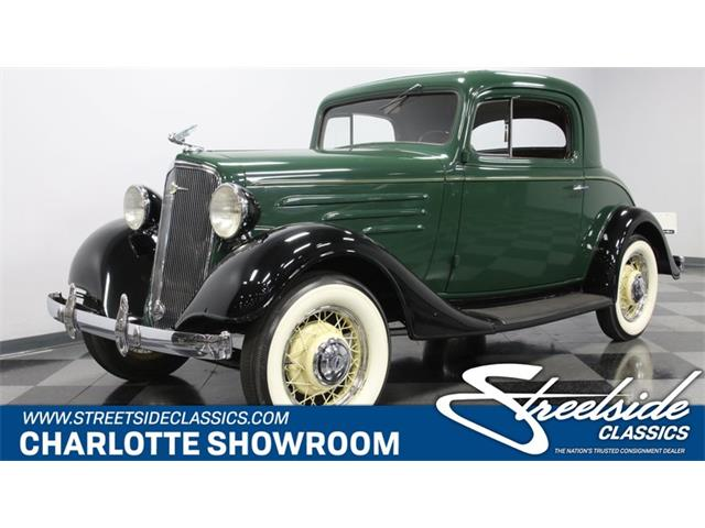 1935 Chevrolet 3-Window Coupe (CC-1410048) for sale in Concord, North Carolina